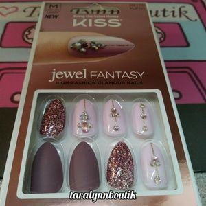 💅Kiss|Jewel Fantasy Nails💅